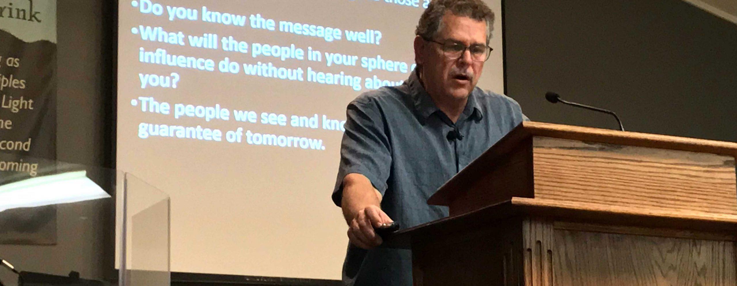 Bringing God's Word